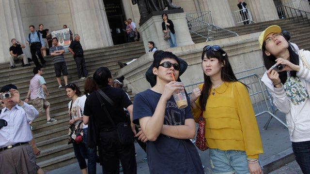 US tourism industry sees boom in overseas visitors