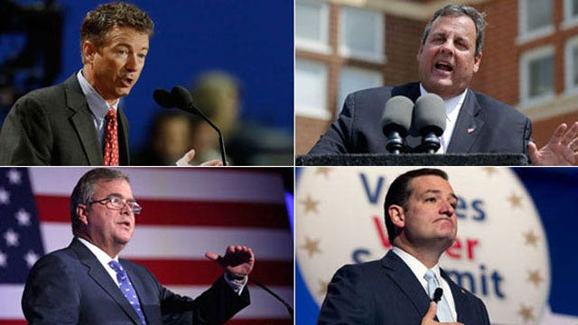 POWER PLAY: GOP SIXTEENERS JOSTLE FOR POSITION