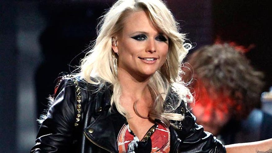 Miranda Lambert picks up 8 nominations for Academy of Country Music awards; Dierks Bently get 7.  Lambert and Carrie Underwood perform out featured song.