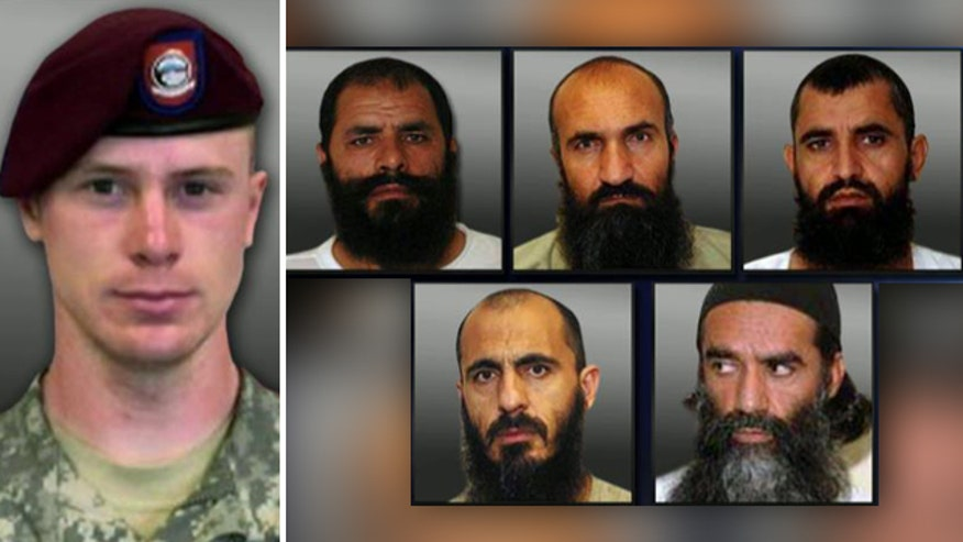 Official: Gitmo prisoner traded for Bergdahl reaching out to Taliban