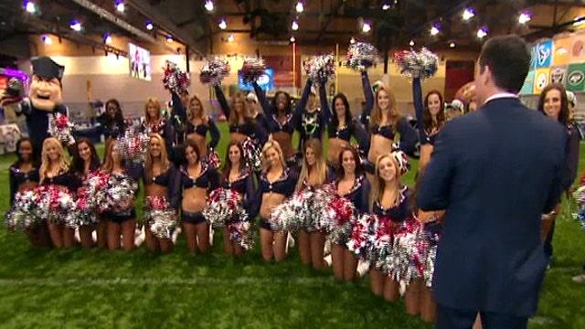 After the Show Show: Super Bowl team spirit