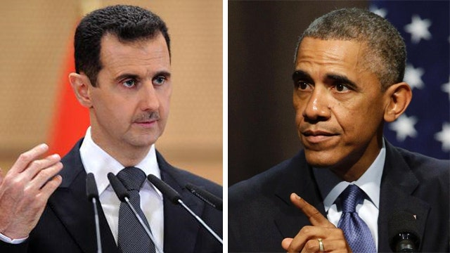 Syria shift: Is Obama ready to cut a deal with Assad?