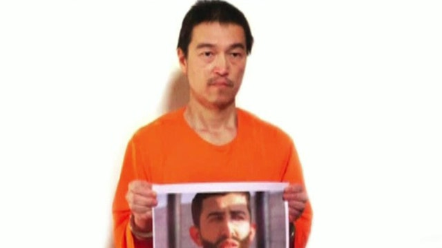 Japanese hostage Kenji Goto reportedly beheaded