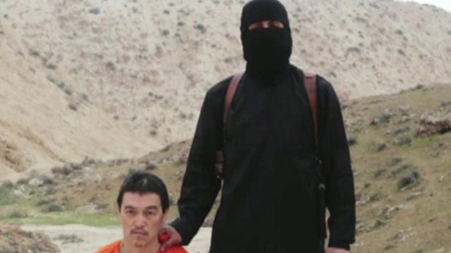 King: 'One more brutal, savage act by ISIS'