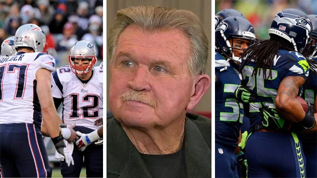 Mike Ditka shares his Super Bowl predictions