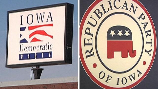 The caucus countdown begins in Iowa
