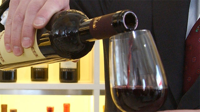 Is a glass of red wine as good as an hour at the gym?