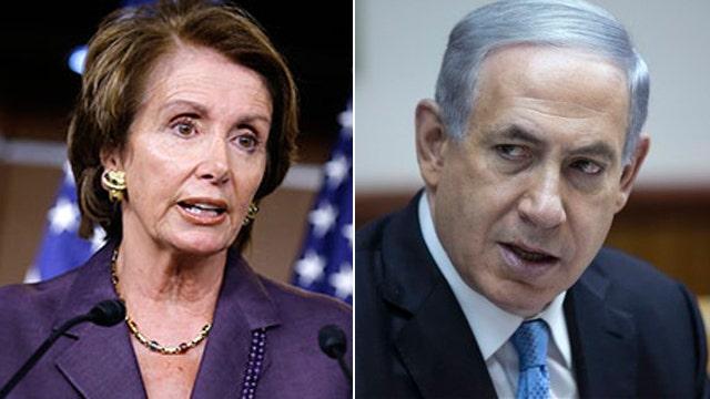Dems still upset by Netanyahu visit amid Iran negotiations