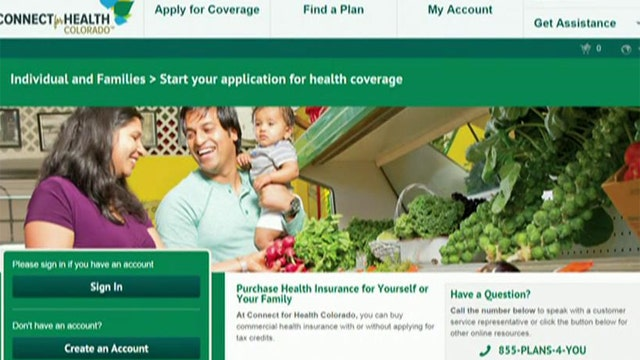 Glitch cancels thousands of health care policies