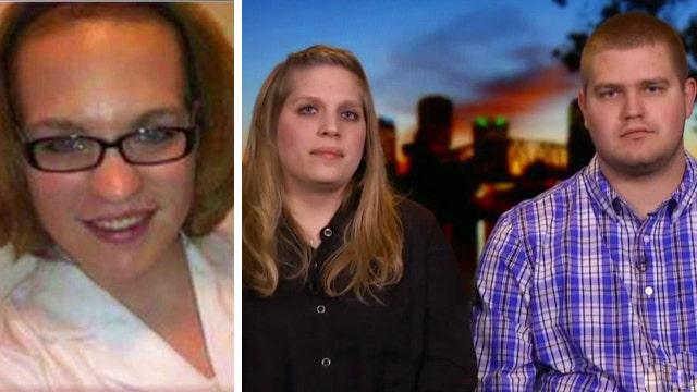 Family of missing nursing student speaks out