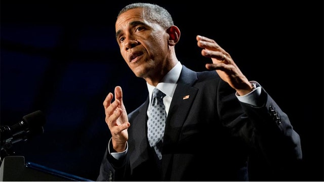 President Obama's foreign policy under fire