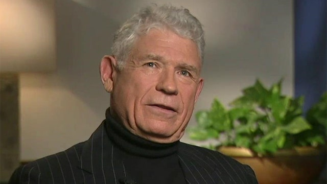 John Riggins still making a name for himself