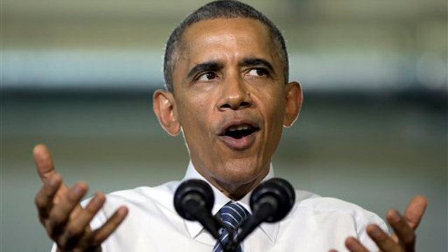 Obama seeking support from Democrats on new budget plan