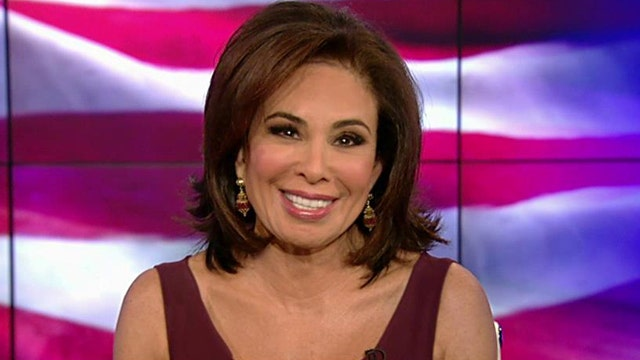 Judge Jeanine: Time to stop playing games, Mr. President