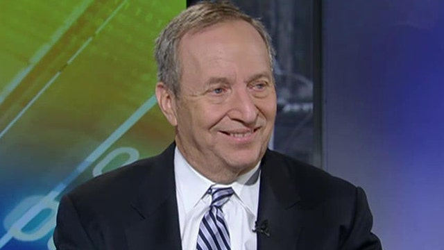 Larry Summers talks Obama's budget plan, Russian sanctions