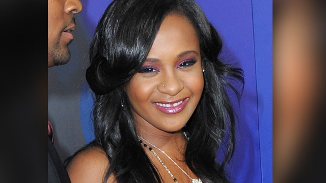 Bobbi Kristina Brown's family remains hopeful