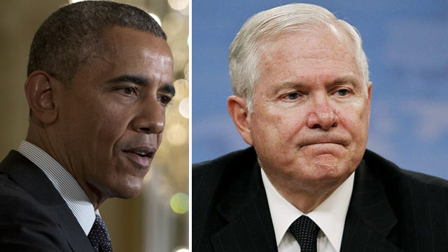 Gates critical of Obama's 'unrealistic' plan to defeat ISIS