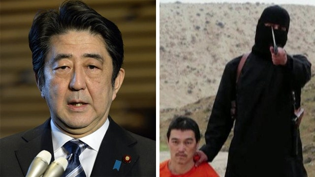 Japan's PM defends handling of ISIS hostage situation