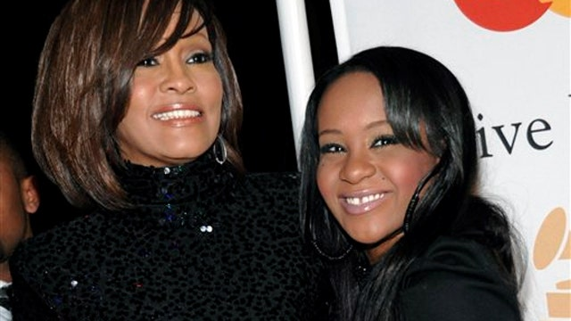Daughter of Whitney Houston found unresponsive in bath tub