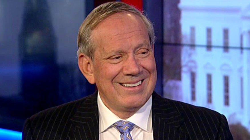 Former N.Y. governor tells Fox News he's raising funds and discussing ideas to fix government