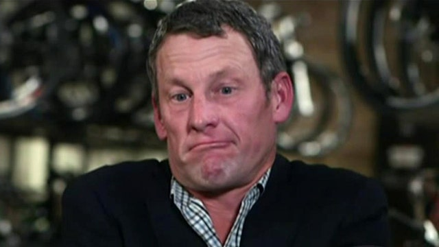 Lance Armstrong: No remorse