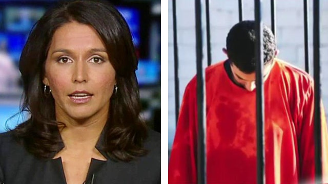 Rep. Gabbard: This is not a religious war