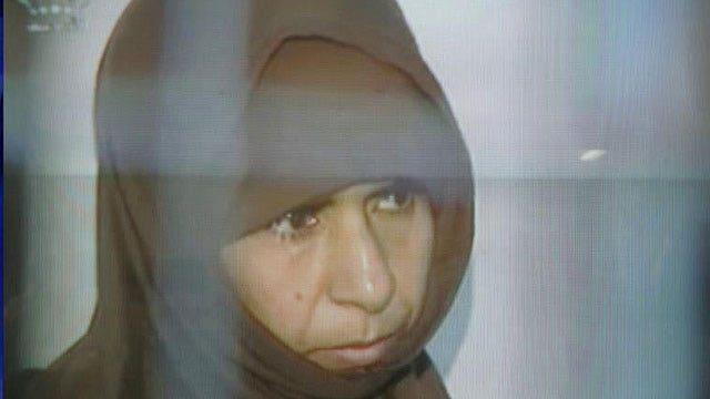 Report: Jordan executes Sajida al-Rishawi