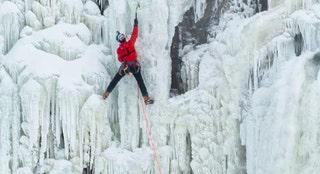 Adventurer Will Gadd describes dangerous journey