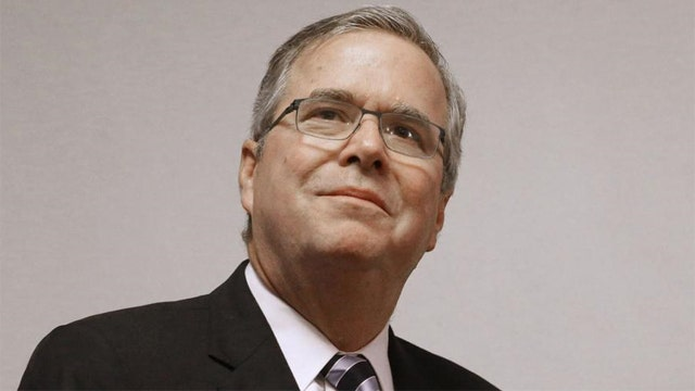 Bias Bash: Mainstream media treat Jeb Bush unfairly