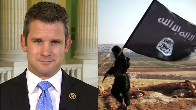 Kinzinger: Obama needs to unite Mideast allies against ISIS
