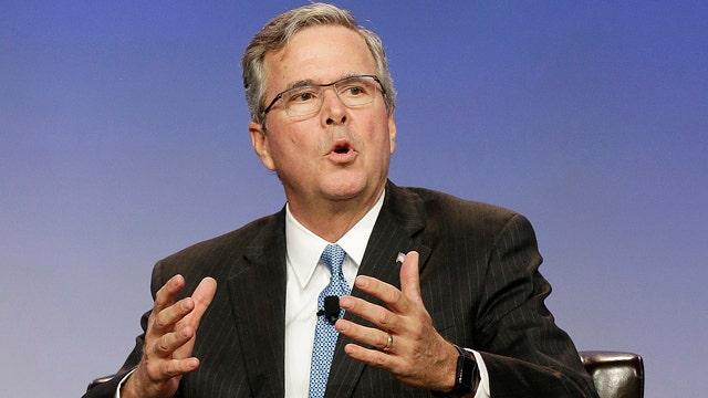 Jeb Bush speaks to influential Detroit Economic Club