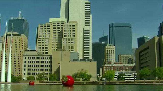 Dallas experiences unusual string of small earthquakes