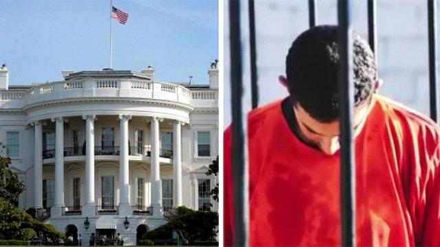 White House reacts to ISIS killing of Jordanian pilot