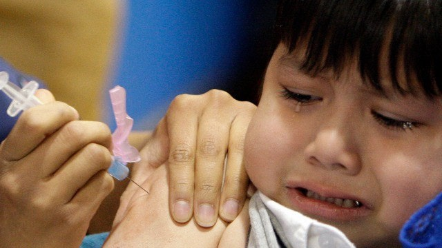 Democrats trying to score points in vaccine debate?