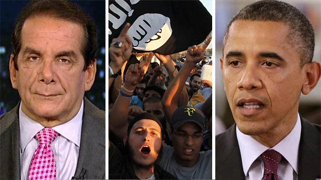 Krauthammer on Obama's ISIS response