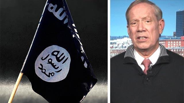 Pataki on ISIS, allegations of Saudi 9/11 involvement