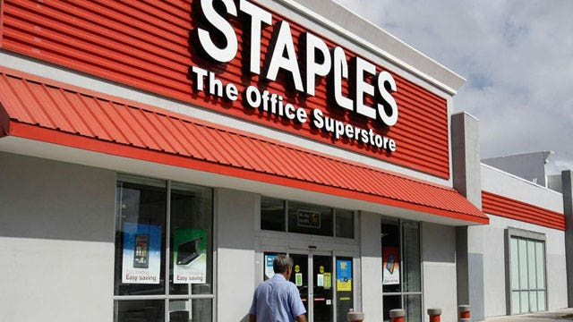 Staples to buy Office Depot