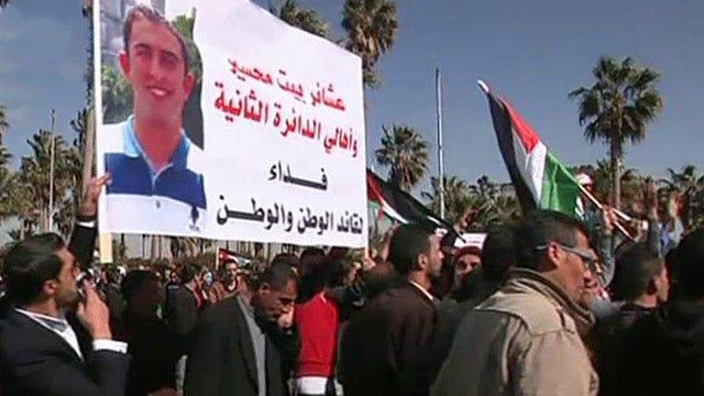 Shep: Jordanian pilot's death has shakened country