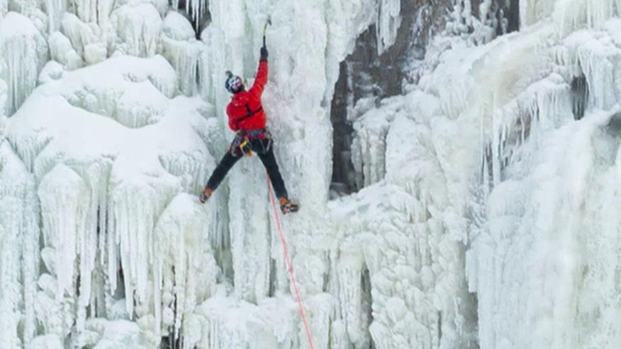 Adventurer Will Gadd describes dangerous journey