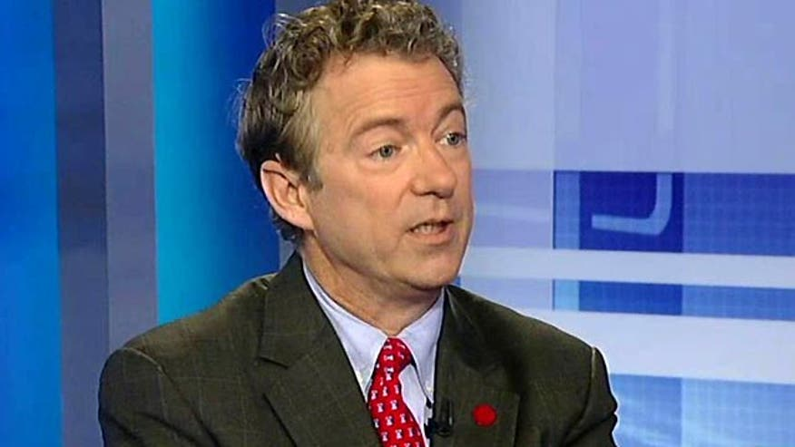 Potential presidential candidate addresses controversy surrounding his recent comments on the measles outbreak and vaccinations. Plus, Sen. Paul on tax refunds for illegal immigrants