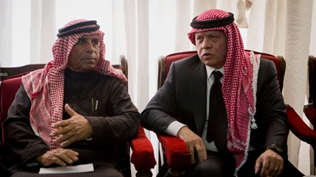 Jordanian king promises to wage 'harsh' war on ISIS