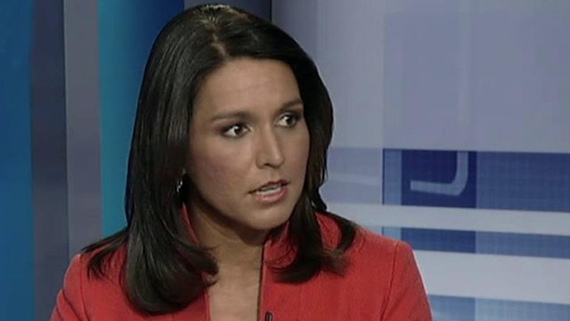Look Who's Talking: Rep. Tulsi Gabbard
