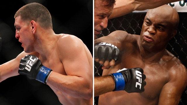 Silva, Diaz fail drug tests days after UFC fight