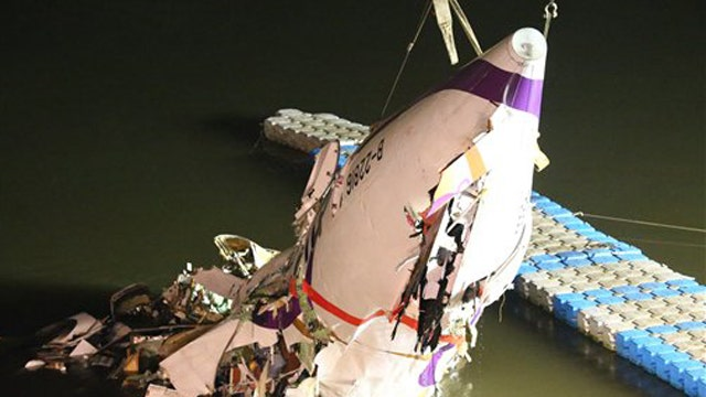 Cockpit audio reveals distress call before TransAsia crash