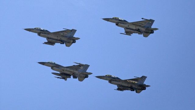 Jordan strikes ISIS targets in Syria and Iraq