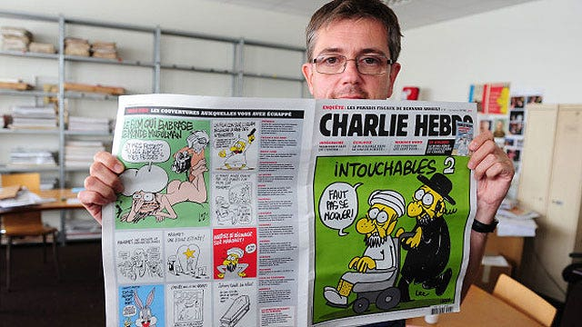 What do French Muslims really think about Charlie Hebdo?