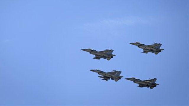 Jordan targeting ISIS in Iraq and Syria airstrikes