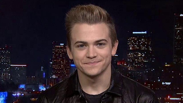 Hunter Hayes on being nominated for a Grammy