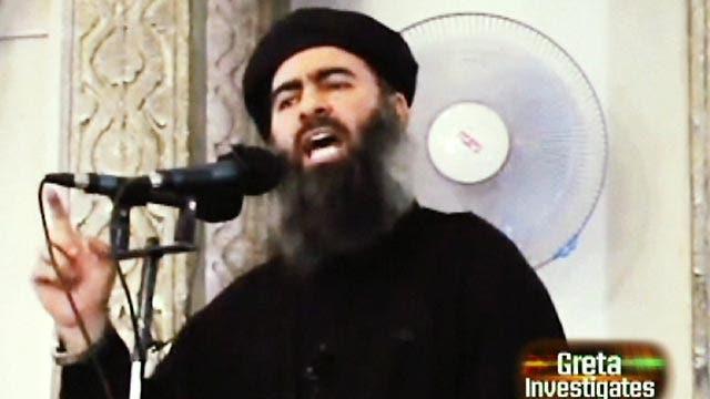 'Greta Investigates: ISIS' -- Baghdadi profile