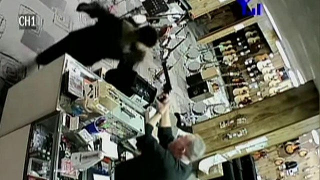 Store owner faked robbery in hopes video would go viral